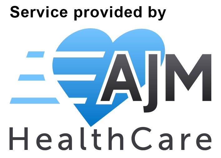 Service provided by AJM Healthcare